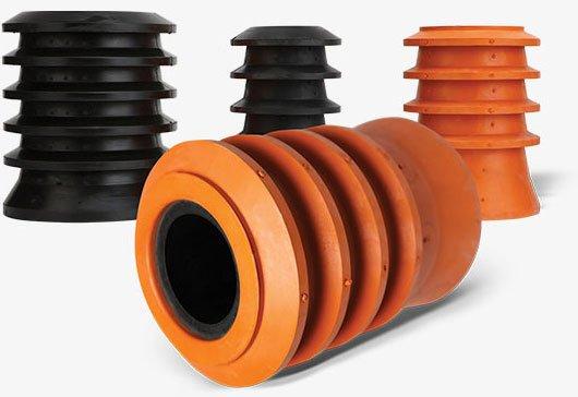 سمنت پلاگ Cement Plug بالایی و پایینی