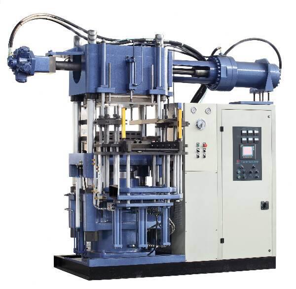 rubber injection molding machine - دستگاه تزریق لاستیک